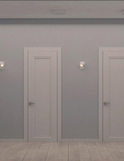 Дмитровское шоссе. Фото визуализации прихожей. Визуализация прихожей. Прихожая. Разработка дизайн проекта