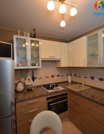 Завершенный ремонт. Фото ремонта кухни. Ремонт кухни. Кухня