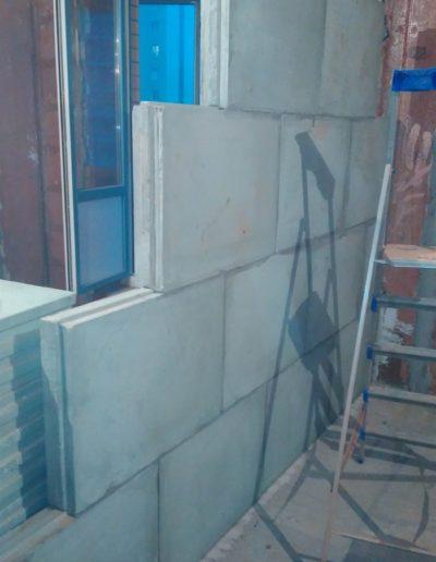 Юбилейный проспект. Реутов. Фото процесса ремонта. Завершенный ремонт квартиры