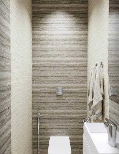 Королёв. Фото визуализации ванной комнаты и санузла. Фото визуализации ванной комнаты. Фото визуализации санузла. Разработка дизайн проекта