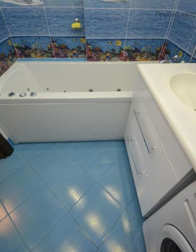 Фортунатовская. Фото завершенного ремонта ванной. Завершенный ремонт ванной. Ремонт ванной. Ванная комната. Завершенный ремонт квартиры