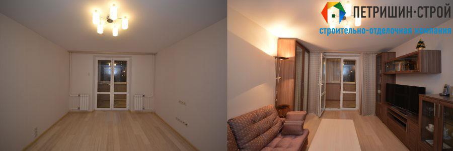 Завершенный ремонт. Фото ремонта гостиной. Ремонт гостиной. Гостиная