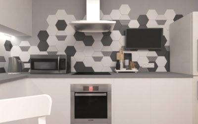 ЖК Лучи. Дизайн с визуализацией и подбором материалов двухкомнатной квартиры