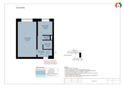 Химкинский бульвар. Фото плана потолка. План потолка. Технический план. Разработка дизайн проекта. Дизайн-проект квартиры