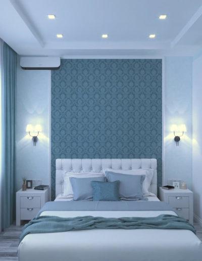 Произвоственная. Фото визуализации спальни. Визуализация спальни. Спальня. Разработка дизайн проекта