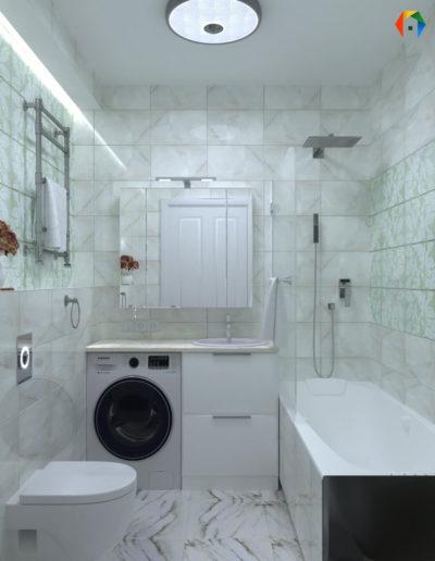 Производственная. Фото визуализации ванной. Визуализация ванной. Ванная комната. Разработка дизайн проекта