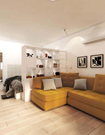 Северный бульвар. Фото визуализации гостиной. Визуализация гостиной. Гостиная. Разработка дизайн проекта. Дизайн-проект