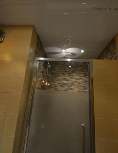 Марьино. Фото завершенного ремонта квартиры. Ремонт квартиры под ключ. Фото завершенного ремонта ванной комнаты. Фото ремонта совмещенной ванной и туалета. Ванная комната. Санузел. Туалет