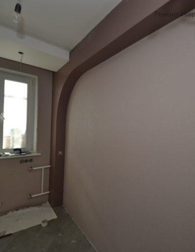 Зябликово. Фото процесса ремонта. Ремонт квартиры. Ремонт под ключ