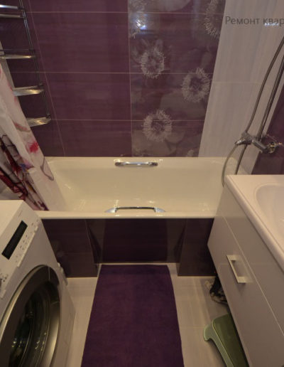 Зябликово. Фото завершенного ремонта ванной комнаты. Фото ванной комнаты после ремонта. Ремонт под ключ. Ремонт квартиры. Ванная комната