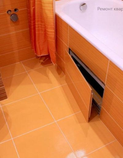 Южное Тушино. Фото ремонта ванной комнаты. Фото ремонта санузла. Ванная комната. Ремонт квартиры. Фото ремонтных работ