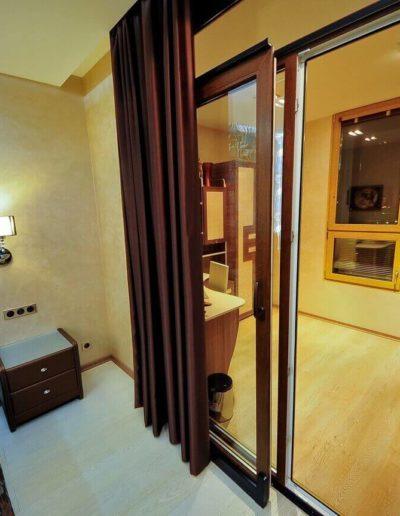 ЖК Скай Форт. Фото реализованного ремонта спальни. Фото завершенного ремонта спальни. Спальня. Фото завершенного ремонта. Ремонт квартиры. Ремонт в новостройке