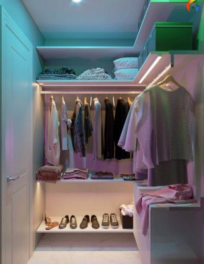 Символ. Фото визуализации гардеробной. Визуализация гардероба. Гардеробная комната. Разработка дизайн проекта. Дизайн-проект квартиры