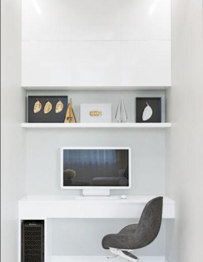 Символ. Фото визуализации кабинета. Визуализация кабинета. Кабинет. Разработка дизайн проекта. Дизайн-проект квартиры