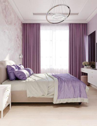 Символ. Фото визуализации спальни. Визуализация спальни. Спальни. Разработка дизайн проекта. Дизайн-проект квартиры