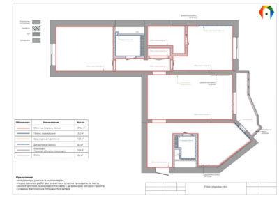 Золотой треугольник. Герасима Курина. Фото плана отделки стен. План отделки стен. Дизайн-проект в скандинавском стиле. Разработка дизайн проекта. Дизайн-проект квартиры