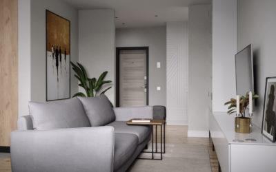 Дизайн для квартиры с солнечной прихожей